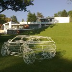 Grand design styled conversion for renown car designer - exterior