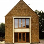 New House for well known motorcycle designer - Watford